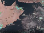 Sultanate of Oman   Rapid development of cumulus clouds over many areas, accompanied by rains of varying intensity..Important details and warnings