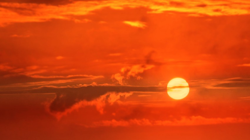 The Levant | Hot air mass affecting the area during the week