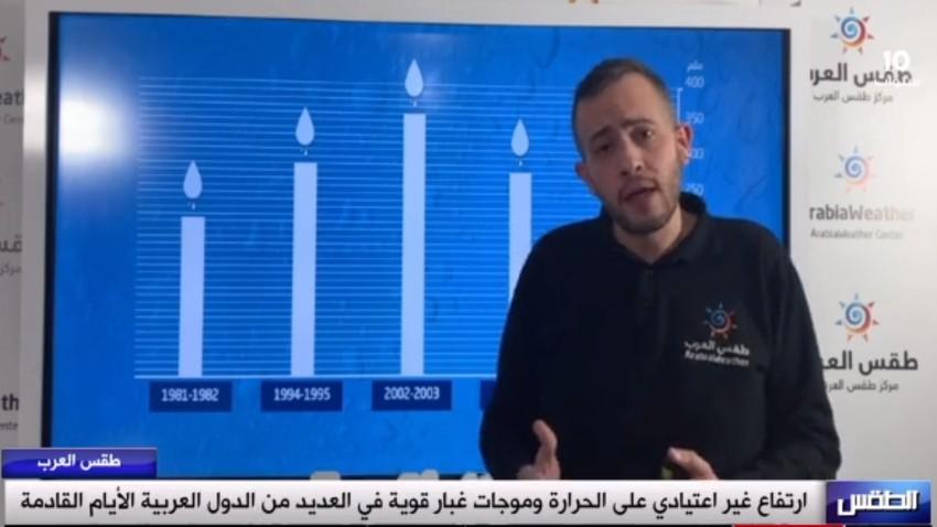 فيديو: تغطية موسعة لملف الانحباس المطري الذي تعيشه المملكة مع قناة رؤيا