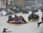 الفلبين | الفيضانات المفاجِئة تودي بحياة 3 اشخاص في منطقة سيبو