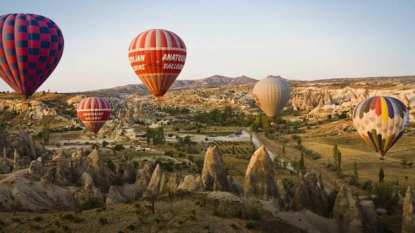 أشهر المدن والوجهات السياحية بمنطقة وسط الأناضول التركية