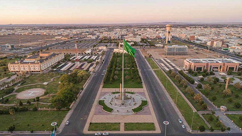 Arabie Saoudite   Des températures inférieures à la moyenne dans le nord du Royaume ce mercredi