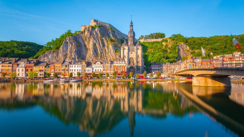 هذه هي أشهر وأجمل 10 مدن سياحية في بلجيكا