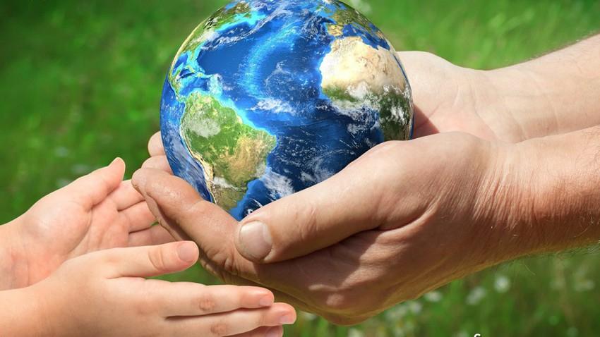 العالم يحتفل بيوم الأرض العالمي