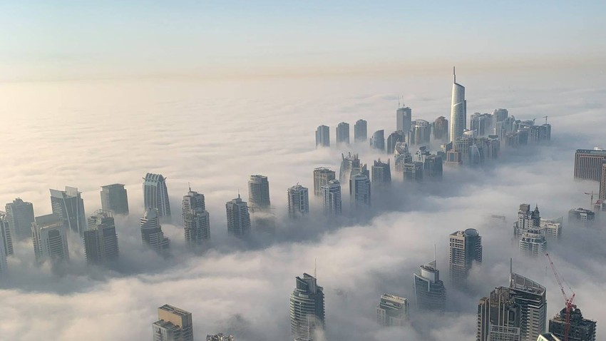 Emirates | Fog spread to different parts of the country for several additional days