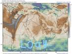 نسبة رطوبة النسبية في الجو