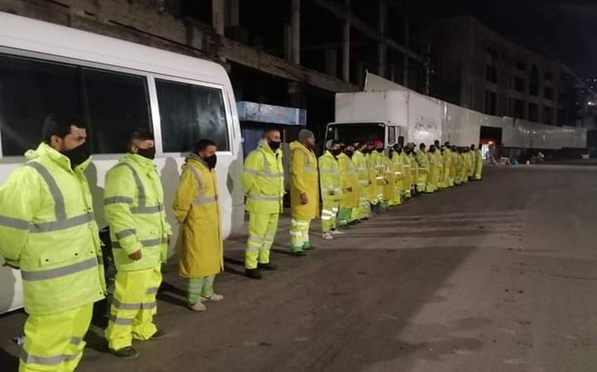 بالصور | امانة عمان تعلن حالة الطوارئ وتنشر كوادرها للتعامل مع الظروف الجوية المتوقعة