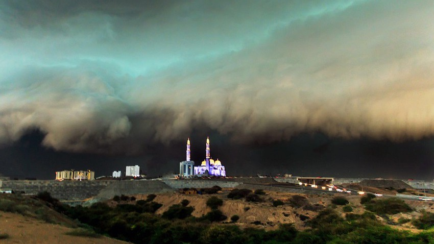 السعودية | أبرز مميزات الحالة الماطرة المؤثرة على المملكة نهاية الأسبوع
