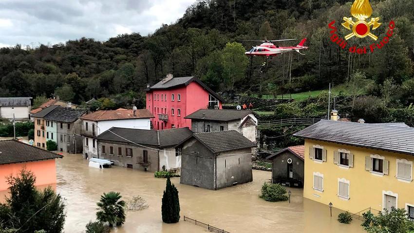 أمريكا الوسطى | الأمطار تسببت في انهيارات أرضية قاتلة داخل غواتيمالا