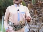Vidéo | Zaaq met en garde contre les serpents qui sortent de leurs cachettes de la sévérité de la chaleur! .. et annonce l'émergence imminente de l'étoile de Suhail