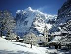 سويسرا: الطبيعة في غرينديلفالد ونشاطات المغامرة