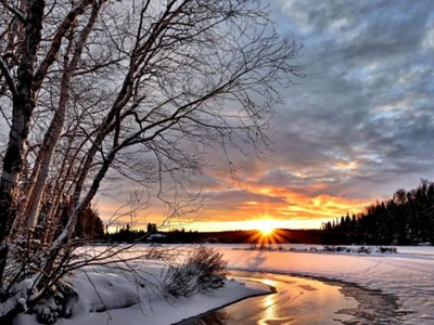 Tuesday 1/12/2020 | The beginning of the winter season in the northern hemisphere, according to meteorology
