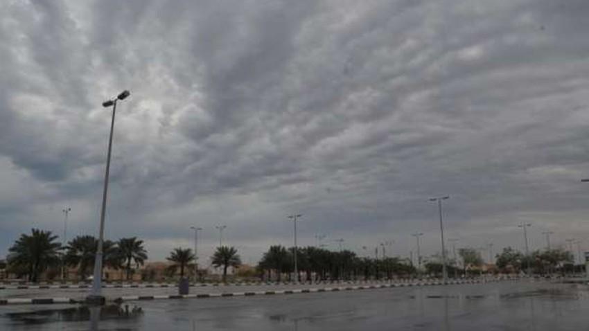 الخميس | ارتفاع طفيف على درجات الحرارة مع استمرار هطول الأمطار على فترات