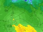 العراق - نهاية الأسبوع | طقس ربيعي دافئ نهاراً وشديد البرودة ليلاً
