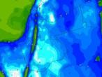 الليلة | تتأثر المملكة بمُنخفض جوي من الدرجة الأولى مع انخفاض كبير على درجات الحرارة وهطول زخات من الامطار