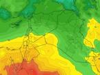 الأردن | مُنخفض جوي من الدرجة الأولى الخميس يُتبع باستقرار على الأجواء وارتفاع على الحرارة خاصه يوم السبت