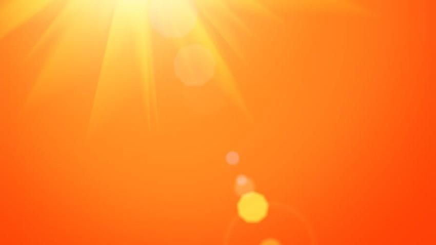 تنبيه | درجات حرارة قياسية في الأغوار والبحر الميت تتجاوز حاجز الـ 40 درجة