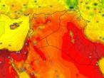 العراق | اشتداد تأثير الموجة الحارة والحرارة تقترب من الـ 40 درجة في بغداد