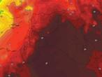 العراق | درجات حرارة قياسية تتجاوز الـ 40 درجة في العاصمة بغداد الثلاثاء