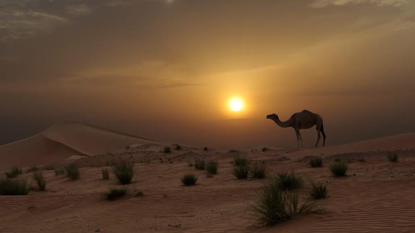 الكويت - نهاية الأسبوع | ارتفاع إضافي على درجات الحرارة مع ظهور السُحب العالية