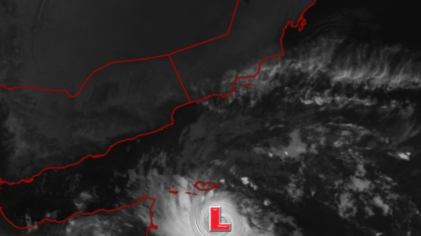 Arab Sea | The evolution of the tropical condition into a `deep` tropical depression, the likely paths