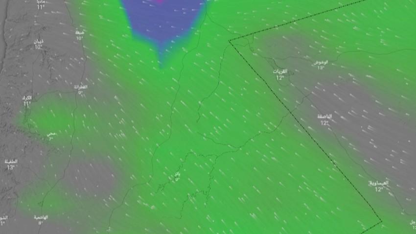 تنبيه | ضباب كثيف فجر وصباح الجمعة يشمل مطار الملكة علياء الدولي