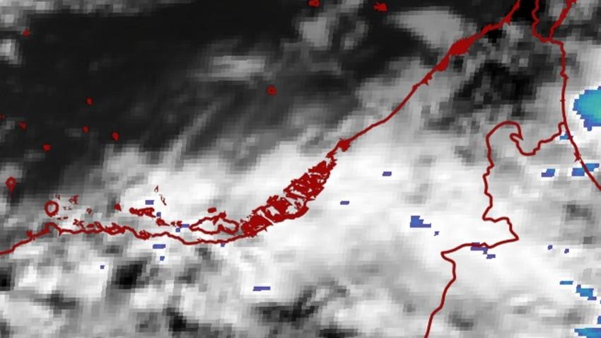 الإمارات - تحديث الساعة 4:10 عصراً | استمرار تأثر مناطق مُختلفة من الدولة بالسُحب الماطرة