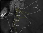 Update at 01.50 am | Warning of floods forming due to heavy rains in Irbid Governorate