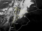 الأردن - تحديث الساعة 10.20 صباحاً | تجدد فرص هطول الأمطار على العاصمة عمان
