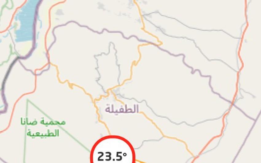 الأردن   درجات حرارة عشرينية تشهدها معظم مناطق المملكة سجلت 23 درجة في المرتفعات