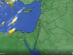 مصر | سحابة رعدية قوية تؤثر على أقصى شمال غرب البلاد