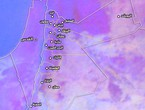 Jordan | Increased levels of dust in the air now, and a warning for patients with the virus