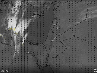 Egypt | Strong thunderstorms off the northwest coast are expected to enter during the next few years