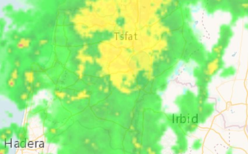 تحديث الساعة 50-12 بعد منتصف الليل | تجدد هطول الأمطار في شمال المملكة