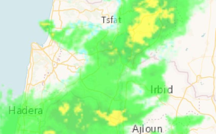 تحديث الساعة 30_12 بعد الظهر | تقدم مزيد من السُحب الممطرة الى شمال ووسط المملكة