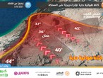Jordan | A hot air mass will affect the Kingdom on Tuesday, and its impact will increase on Wednesday and Thursday