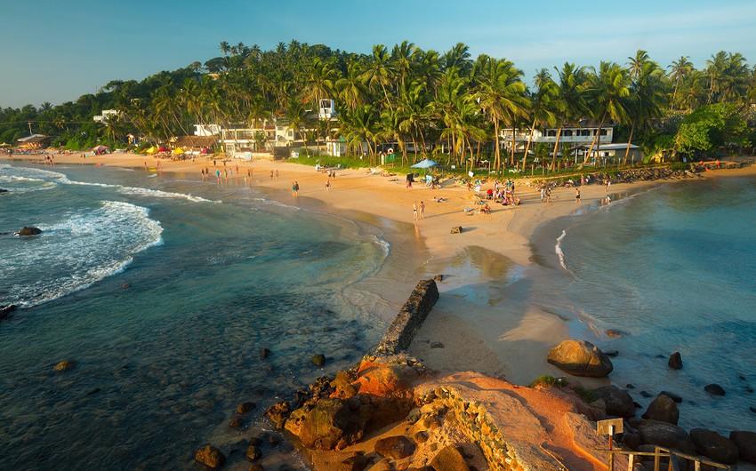 أفضل خمسة شواطئ في سريلانكا