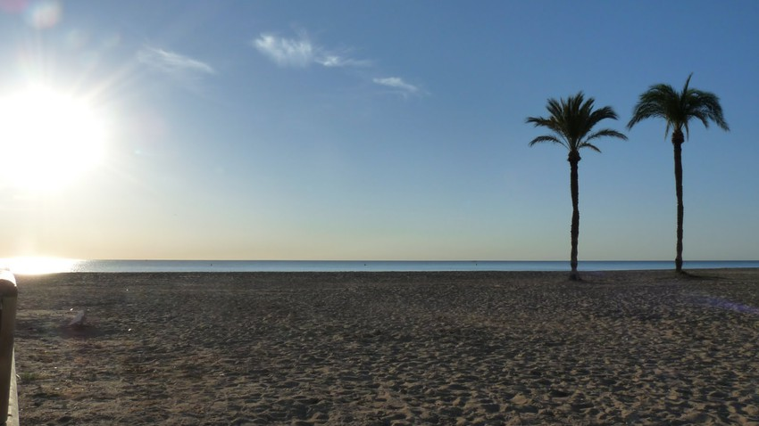 سواحل اسبانيا