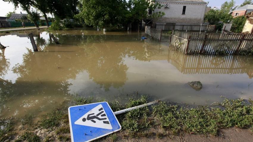 روسيا... ارتفاع عدد المصابين فى فيضانات كراسنودار إلى 724 شخصا