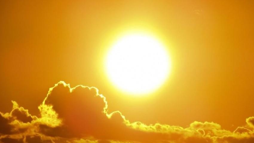 السعودية | موجة حارة طويلة الأمد ودرجات حرارة لاهبة متوقعة في الجوف وغرب الحدود الشمالية وتبوك