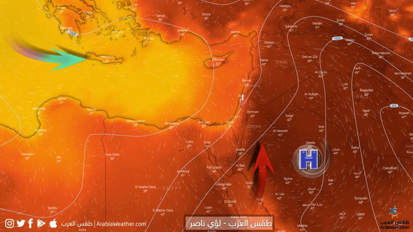Weather update - a heat wave is approaching the country