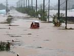 بسبب الفيضانات... وفاة رجلي إنقاذ وفقد 5 في كوريا الجنوبية