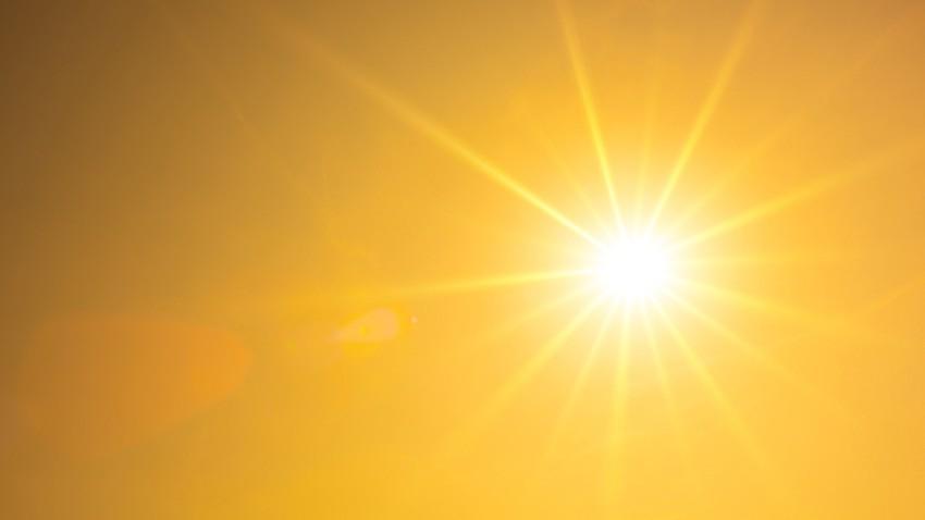 تعرف على درجات الحرارة المسجلة الأحد (أول أيام تأثير الموجة الحارة)