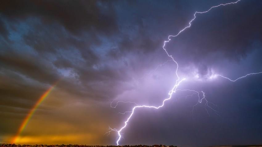 سلطنة عُمان | اضطراب مداري يبدأ بالتأثير على السلطنة اعتباراً من مساء الجمعة