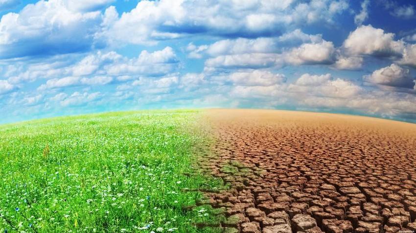 المناخ القاري