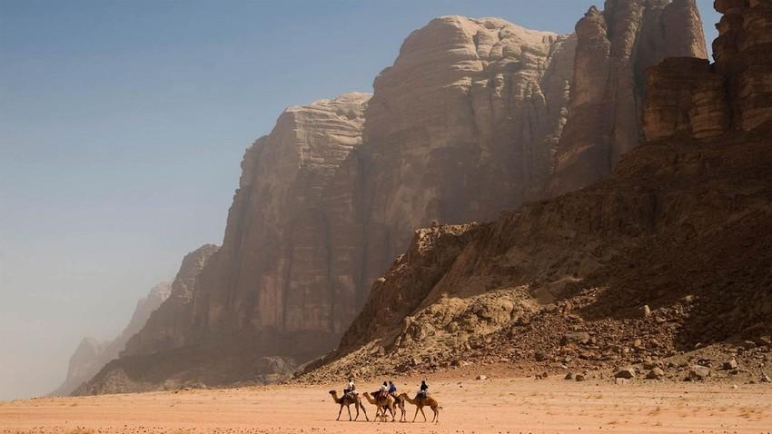 الأردن | كتلة هوائية حارة على المملكة تبلغ ذروتها الأربعاء