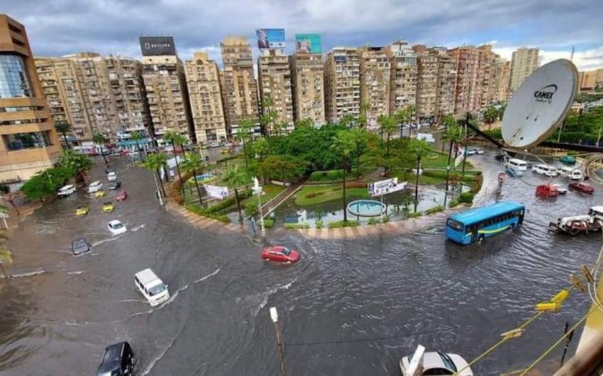 مصر | هكذا رصُدت الحالة الجوية اليوم الجمعة 20-11-2020