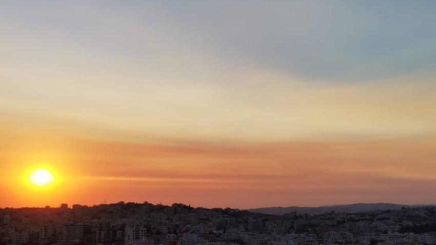 Urgent | Regardez maintenant dans le ciel du Royaume, des scènes de fumée des incendies de Turquie et du Liban