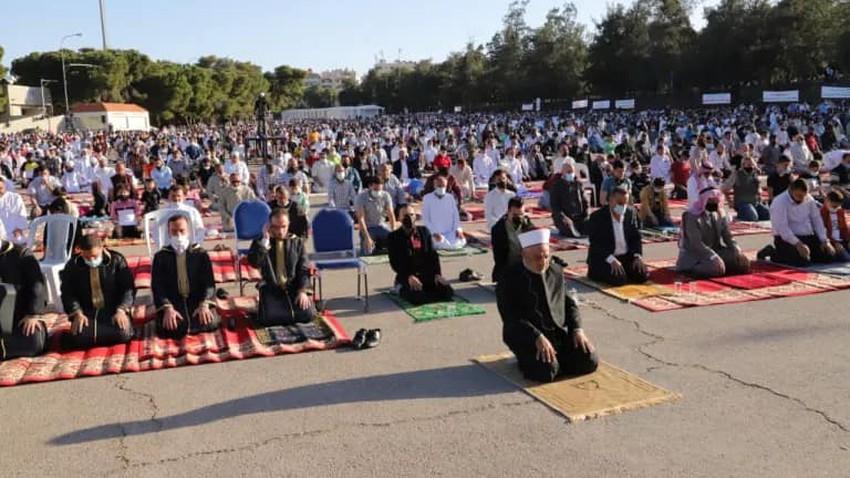وزارة الأوقاف تعلن عن أماكن مصليات عيد الاضحى المبارك