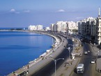 مصر | طقس صيفي اعتيادي و رياح نشطة في العديد من المناطق الأربعاء